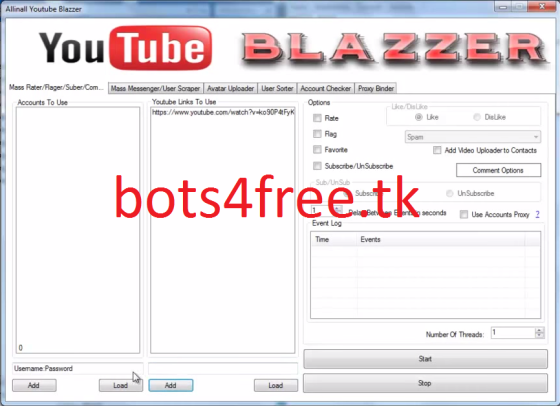 Download Youtube Blazzer v1 0 1 9 | Bots4Free
